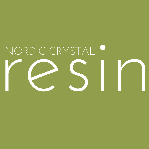 nordic crystal resin logotyp