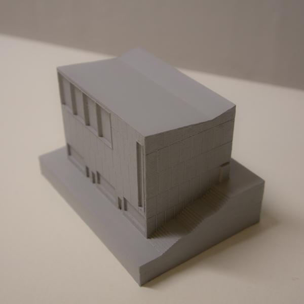 Bergshamra kyrka miniatyr