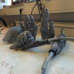 Handavgjutning i alginat