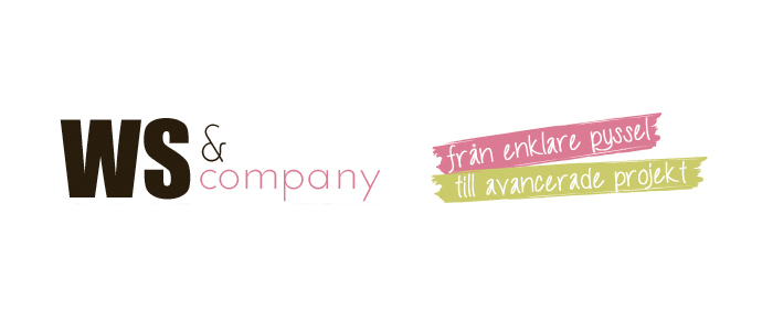 WS och Company Logotyp