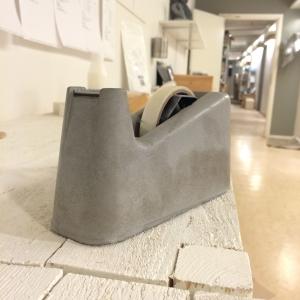 Tejphållare i betong