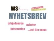 WS och Company Nyhetsbrev