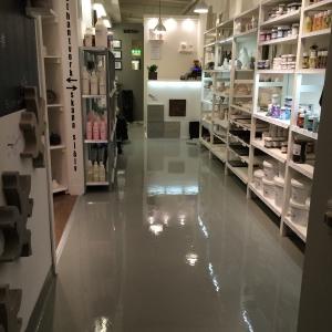 Butik i Linköping WS och Company