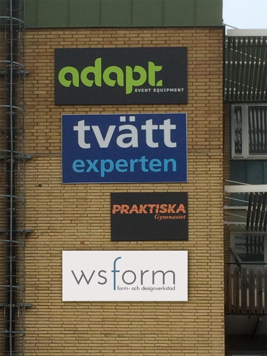 WS Form i Linköping