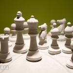 Gjutformar latex schack